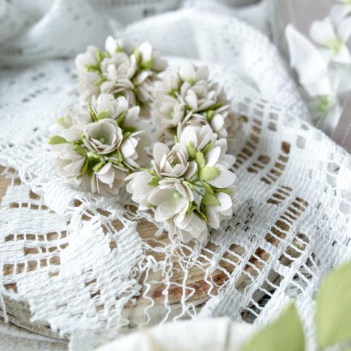 Набор цветов Pastel flowers — Малыши бежевые