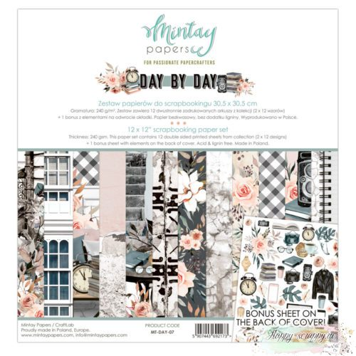 Day by Day от Mintay papers