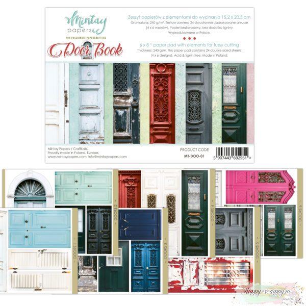 Door Book от Mintay papers