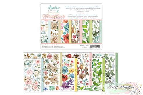 Flora book от Mintay papers