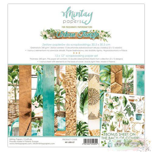 Urban Jungle от Mintay papers
