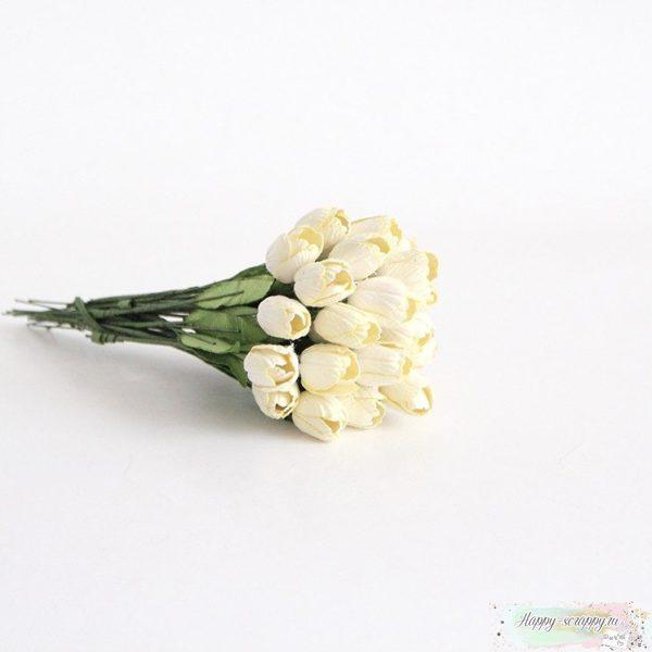 Тюльпаны светло-розовые (1шт)