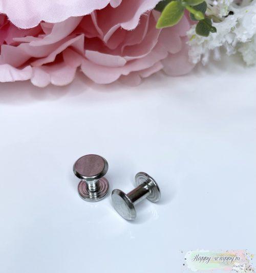 крепления для кольцевых механизмов серебро