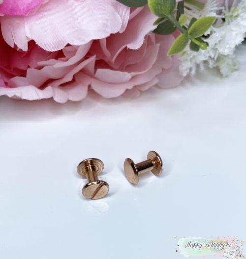 розовое золото крепления для кольцевых механизмов