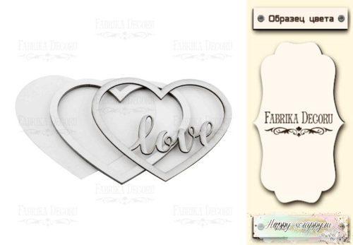 """Заготовка для шейкера """"Любовь в сердце"""""""