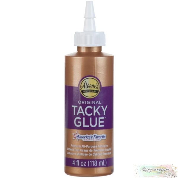 Клей Tacky Glue Original - 4 oz (118 мл)