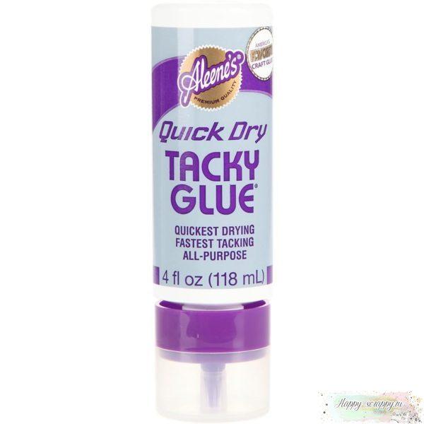 Клей Tacky Glue Quick Dry - 4 oz (118 мл)