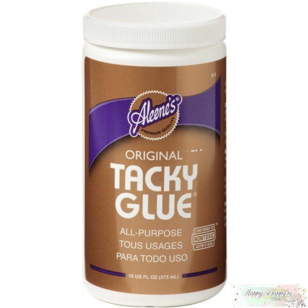 Клей Tacky Glue Original - 16 oz (473 мл)