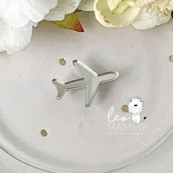 Акриловый декор Самолетик