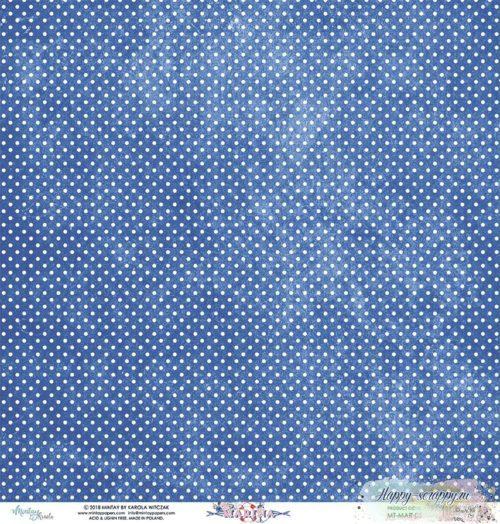 Лист двусторонней бумаги Marina - 05 1
