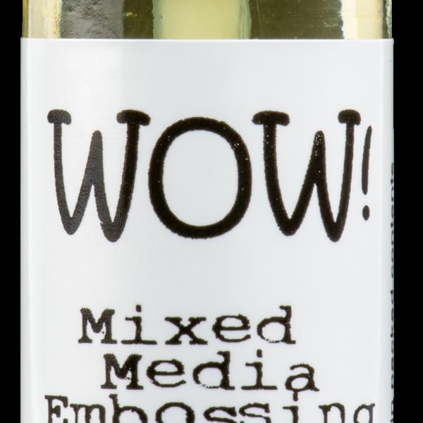 "Кисточка для эмбоссинга ""Wow Mixed Media Embossing Brush Inspired By Seth Apter"" от WOW!"