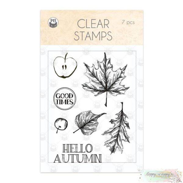 Набор штампов THE FOUR SEASONS - Autumn